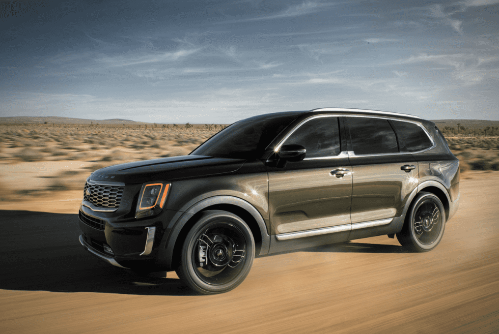 Kia Telluride Gets Pricing For All Trims