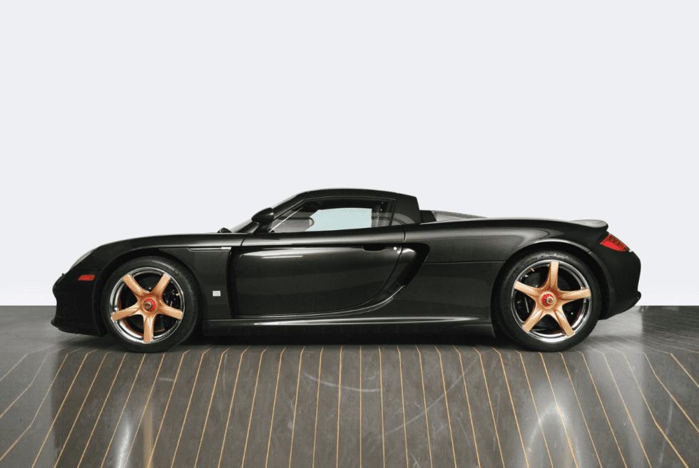 The Porsche Carrera GT By Porsche Classic Is A Masterpiece