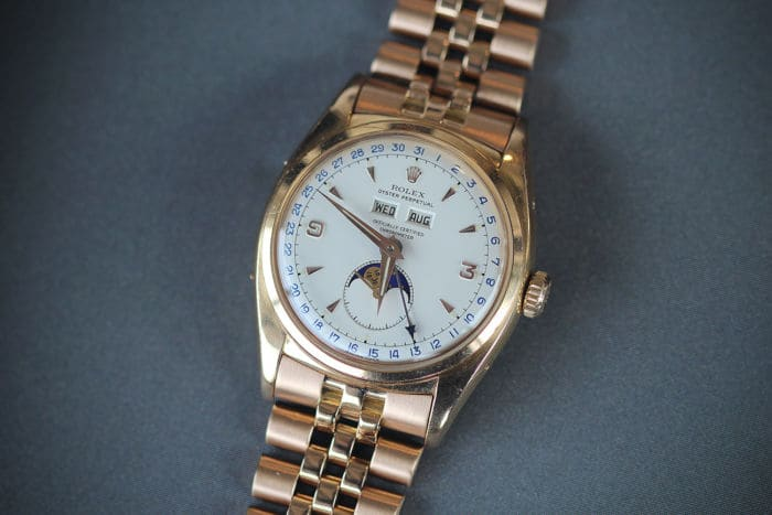 Rolex Reference 6062 Gold