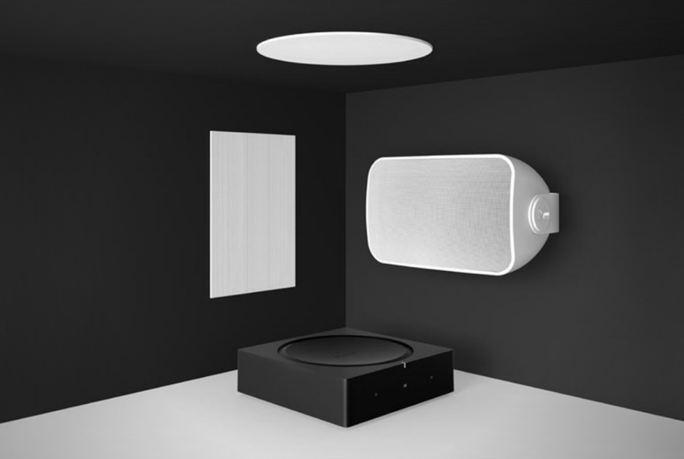 Sonos Architectural Speakers