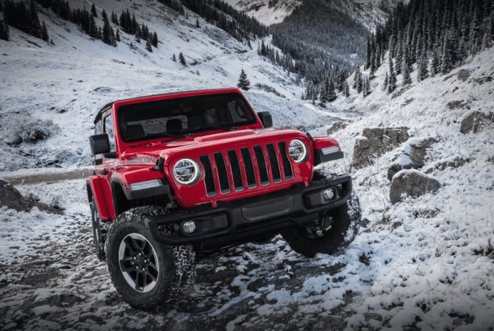 The 2019 Jeep Wrangler Is The Cheapest Off-Roader You Can Get