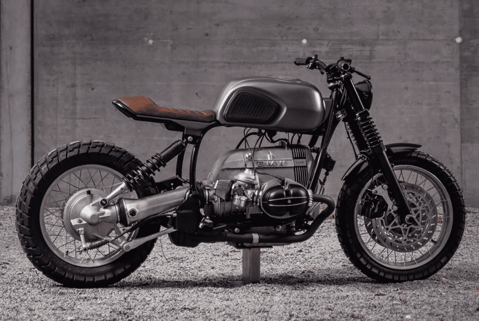The Vagabund Moto V11 Is One Classy Machine