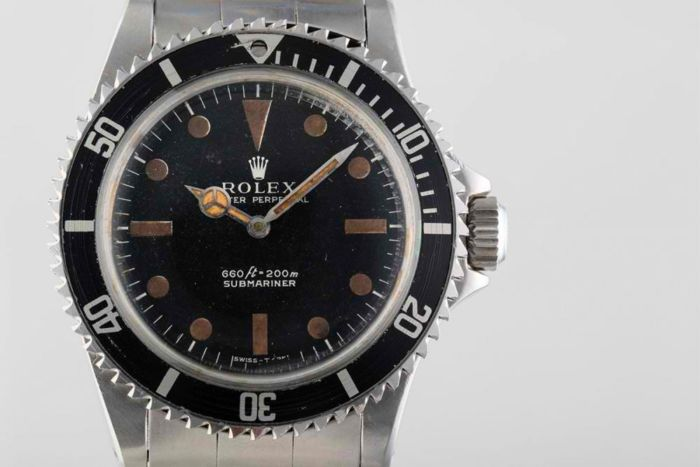James Bond 1972 Rolex Submariner