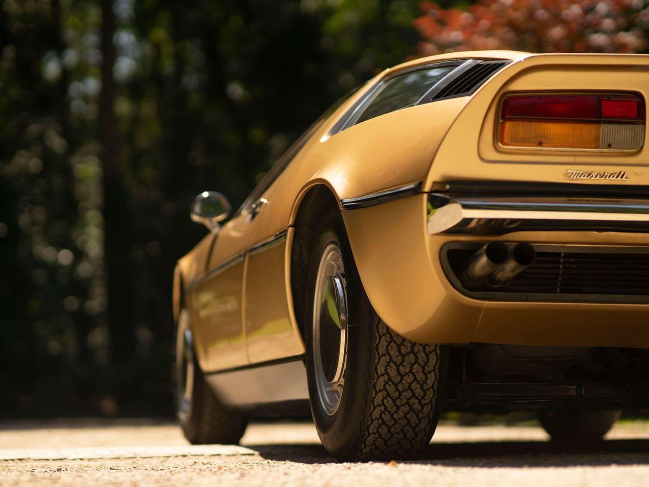 1973 Maserati Bora 4.9   Men's Gear