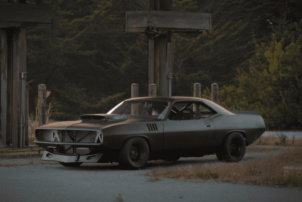 1973 Plymouth 'Kuda' Barracuda By Aaron Beck