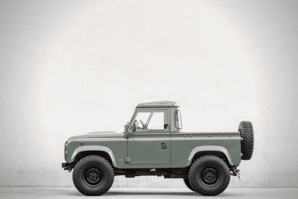 2013 Land Rover D90 By COOLNVINTAGE