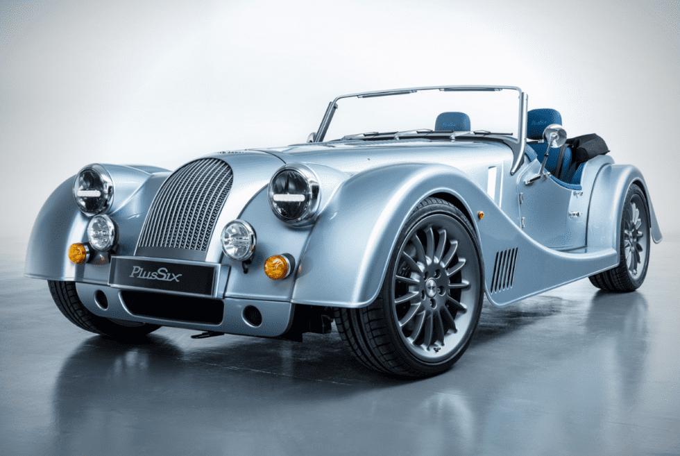 2020 Morgan Plus Six Powered By A BMW Engine