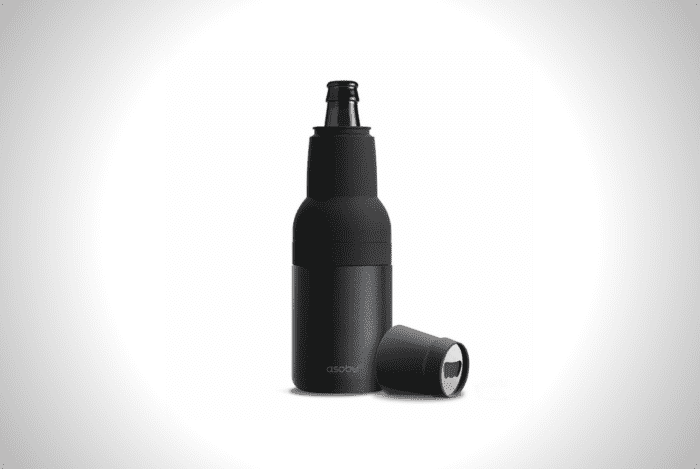 Vacuum Insulated Stainless Steel Beer Bottle