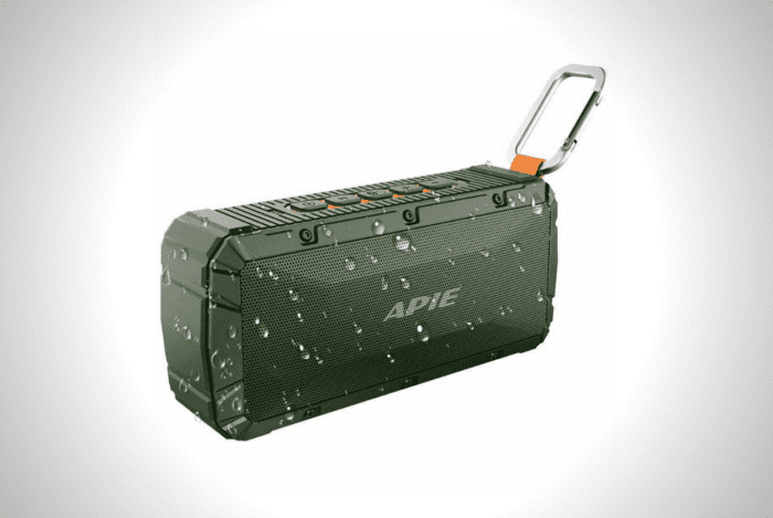 APIE Bluetooth Waterproof speaker