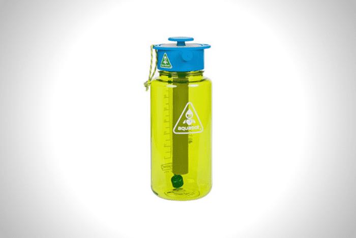 Aquabot Bottle For Portable Running Water