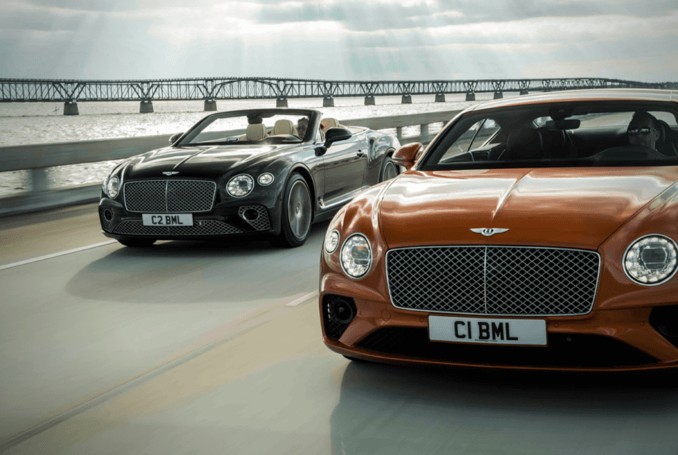 Bentley 3rd-Gen Continental GT V8