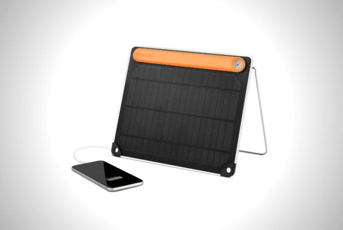 BioLite SolarPanel 5+ With Power Bank