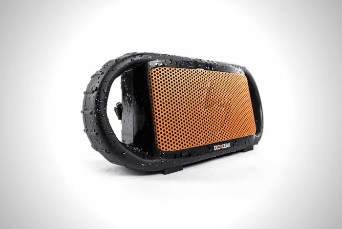 COXBT Waterproof Bluetooth Speaker