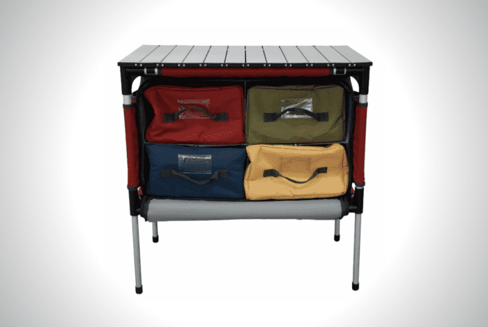 Camp Chef Roll-Top Sherpa Table