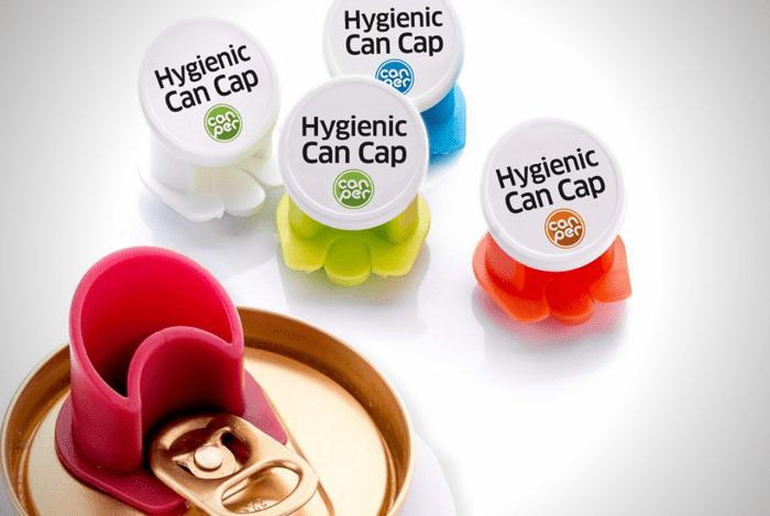 Canper Reusable Can Caps