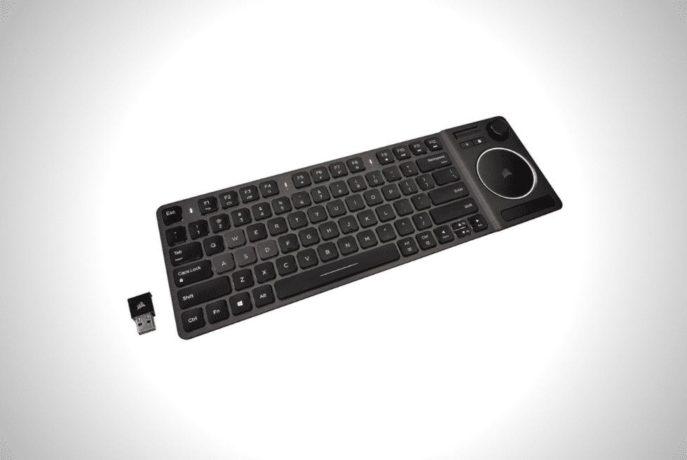 Corsair K83 Wireless Entertainment Keyboard