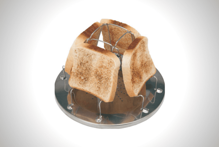 Foldable Stove Toaster For Camping