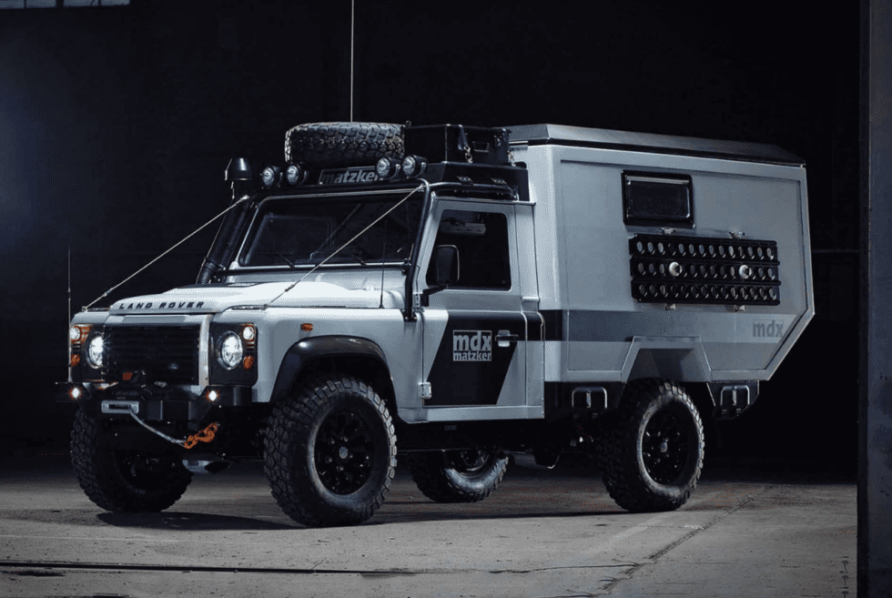Land Rover Defender MDX-Expeditionsmobil