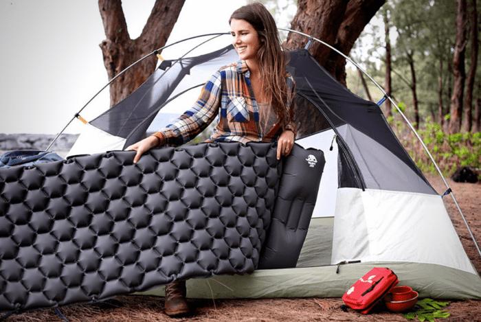 Legit Camping Sleeping Pad And Camping Mat