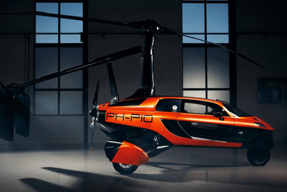 PAL-V Liberty Pioneer Flying Car