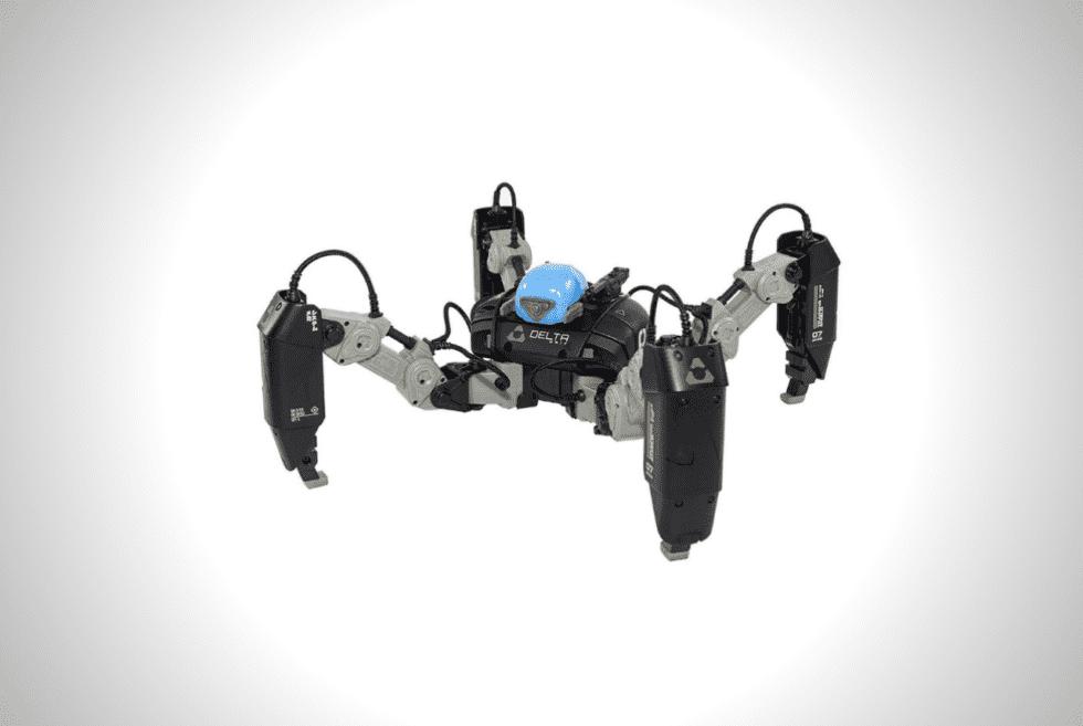 MekaMon Berserker V2 Combat Robot