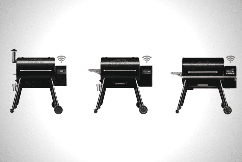 New High-Tech Traeger Grills