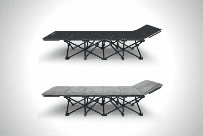 Oxford Portable Folding Bed