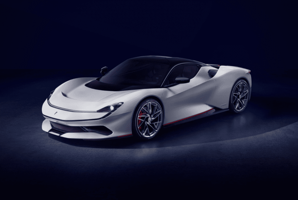 Pininfarina All-Electric Battista