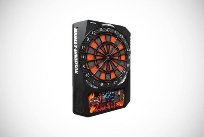 Harley-Davidson Electronic Dartboard
