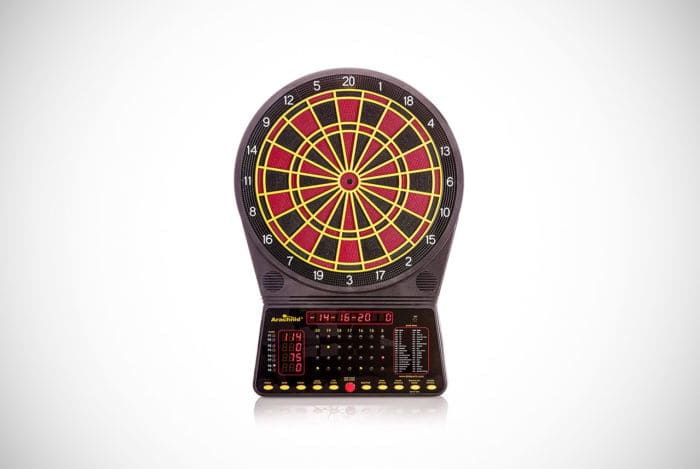 Arachnid Cricket Pro 300 Electronic Dartboard Game