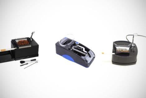 Best 4 Electric/Automatic Cigarette Rolling Machines