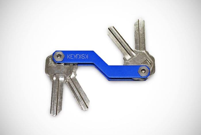 Keydisk Slim Key Organizer