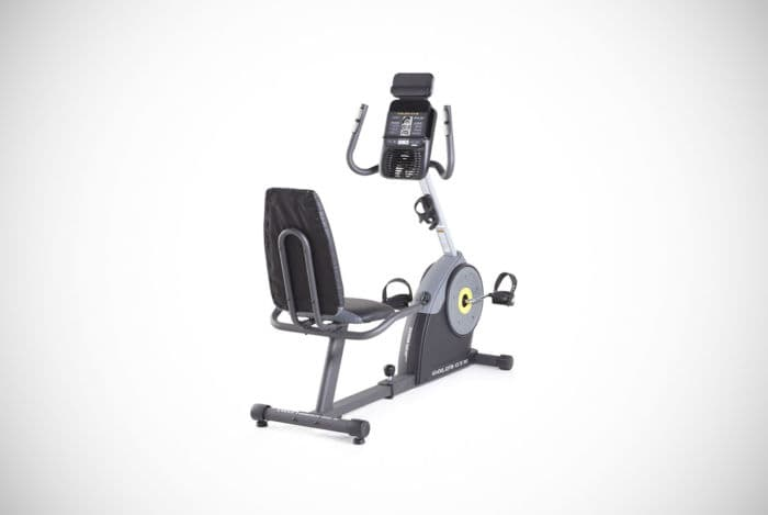 Golds Gym Recumbent Bike