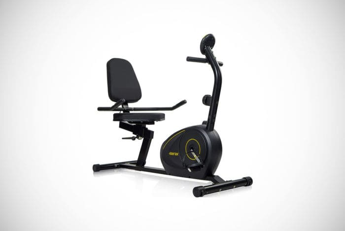 Merax Recumbent Exercise Bike