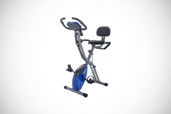 Merax Magnetic Recumbent Exercise Bike