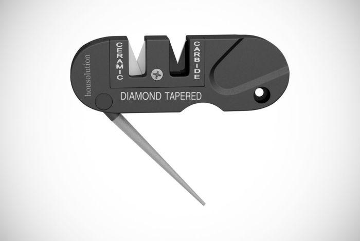 Housolution Pocket Knife Sharpener