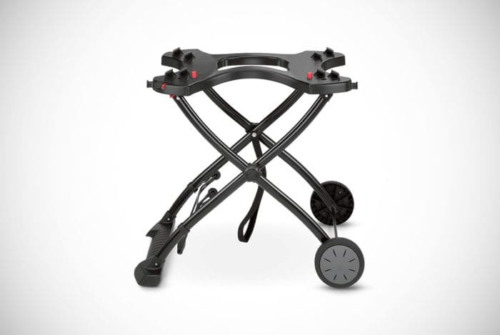 Weber Portable Cart for Q 1000/2000 Series Gas Grills