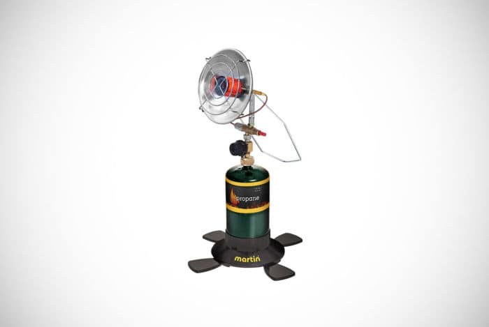Martin Portable Camping Heater