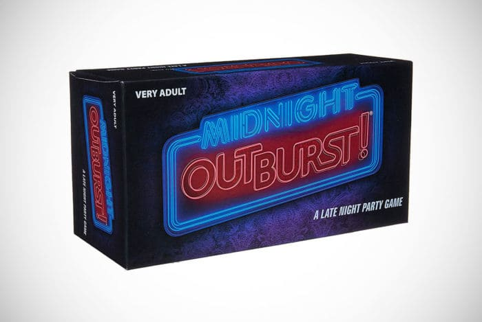 Midnight Outburst – From the Creators of Taboo