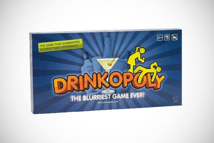 Drinkopoly – The Blurriest Game Ever!