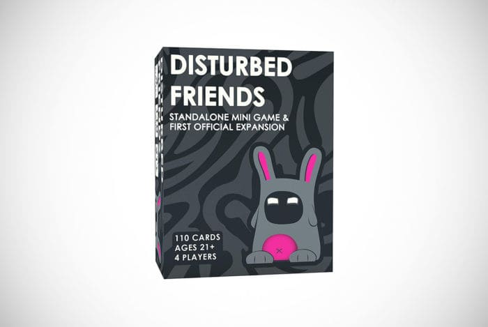 Disturbed Friends – Mini Game & First Expansion