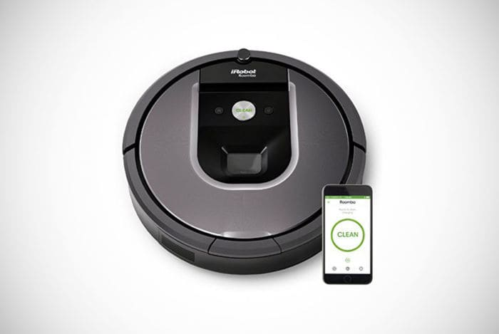 iRobot Roomba 960 with Wi-Fi Connectivity