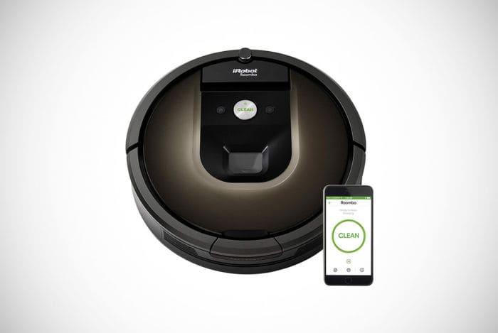 iRobot Roomba 980 Robot Vacuum with Wi-Fi