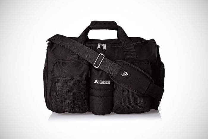 Everest Sports Duffel with Wet Pocket