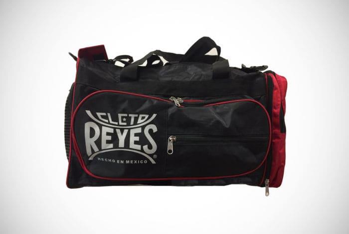 Cleto Reyes Nylon Gym Bag