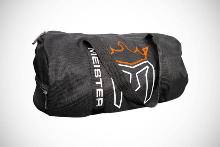 Meister MMA Chain Mesh Duffle Gym Bag