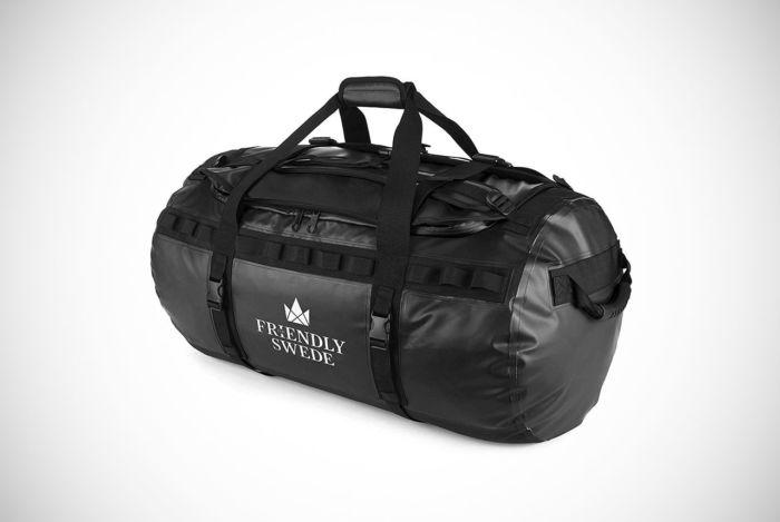 The Friendly Swede Sandham Duffel Bag