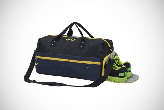Kuston Sports Gym Duffel Bag