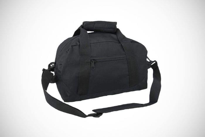 Dalix Duffel Bag Two Toned Gym