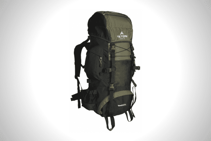 Sports Scout 3400 Internal Frame Backpack
